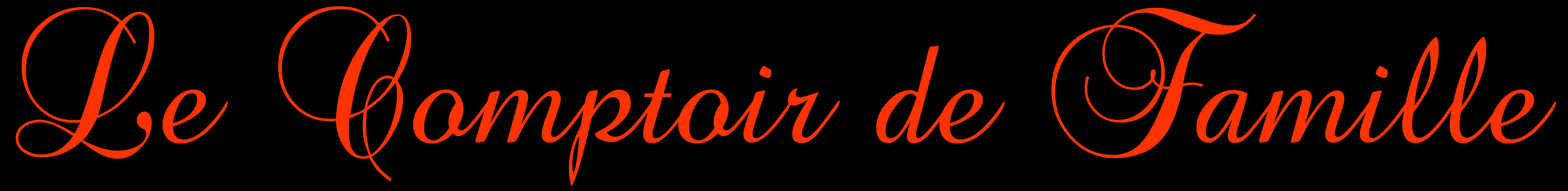 Le Comptoir de Famille Logo